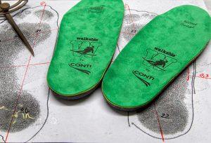 scarponi da sci su misura